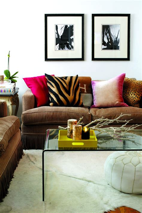 How To Decorate A Small Living Space  Chatelaine