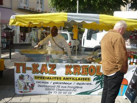 et sa cuisine marchés et foires traiteur ti kaz kreol