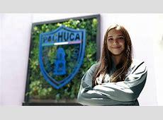Nailea Vidrio abandona el sueño del modelaje por el futbol