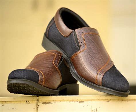 keren sepatu pantofel pria casual formal harga murah terbaik
