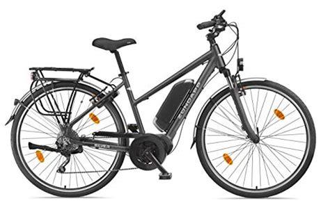 trekkingrad damen leicht z 252 ndapp e bike damen elektrofahrrad alu mit 10 shimano hyperglide kettenschaltung pedelec