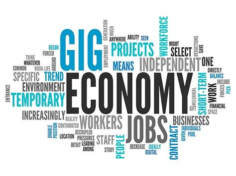 What is the 'Gig Economy' and who are referred to as 'Gig ...