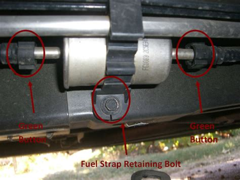 2003 Mustang Gt Fuel Filter Location by 97 Mustang Gt Fuel Filter Location Diagrams
