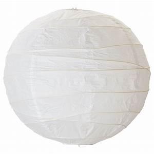 REGOLIT Pendant Lamp Shade White 45 Cm IKEA