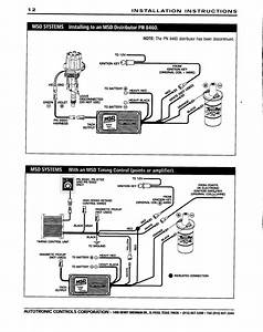 Delco Remy Hei Distributor Wiring Diagram New Msd