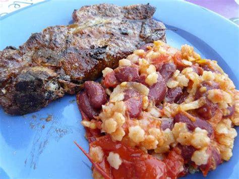 cuisine texane recettes de côte de porc de ma cuisine au fil des jours