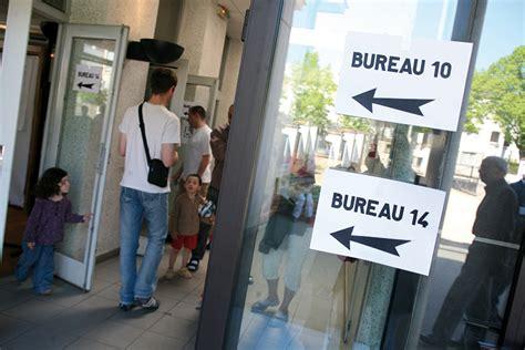 horaire bureau vote horaire des bureaux de vote 28 images politique les