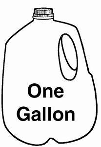 Gallon of Milk Clipart (39+)