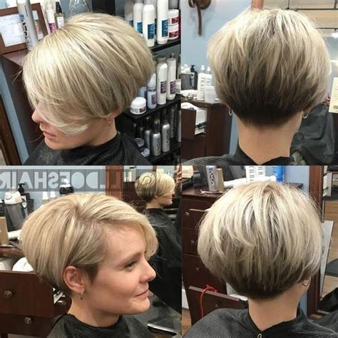 collection  short pixie bob hairstyles