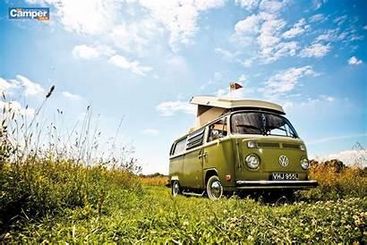 Camper Vw Bus Volkswagen Wallpapers T1 Campervan