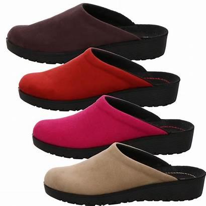 Rohde Hausschuhe Pantoffeln Damen Roma Artikel