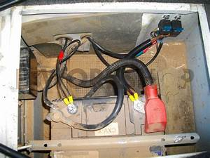 Custom Defender Headlight Wiring Loom Upgrade
