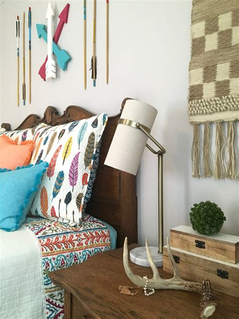 boho chic bedroom boho chic teen room makeover adventure awaits Rustic
