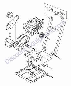 34 Plate Compactor Parts Diagram