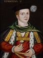 KING EDWARD V OF ENGLAND | Cadetes
