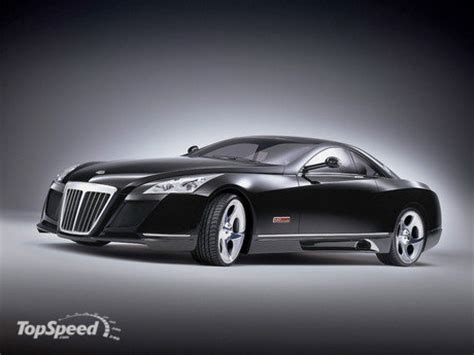 New Cars Update: Maybach Exelero Price