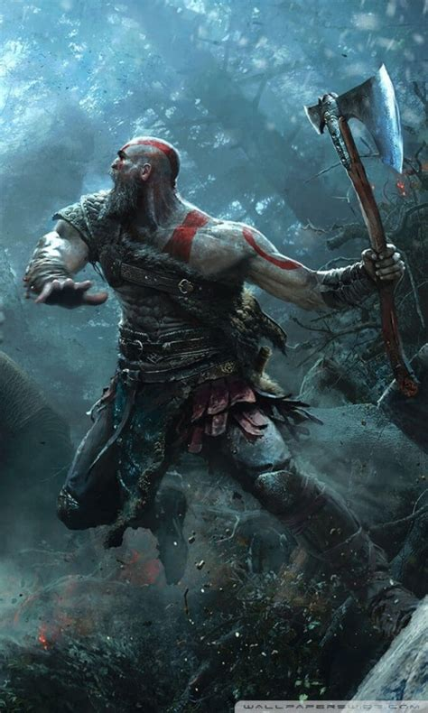 God Of War Hd Wallpaper For Mobile by God Of War Ps4 4k Hd Desktop Wallpaper For 4k Ultra Hd Tv