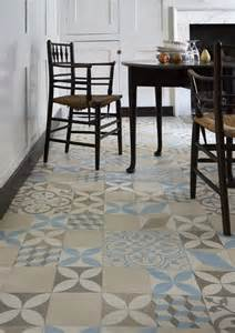 trends in patterned flooring chic living