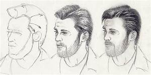 How To Draw Hairstyles 5 Styles To Draw