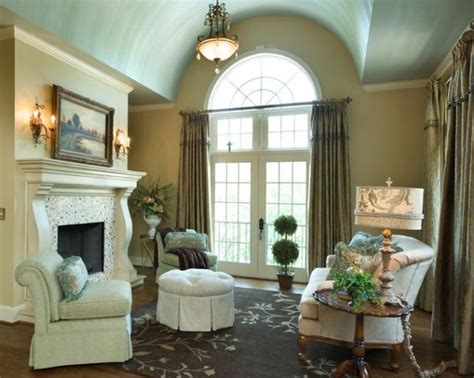 25 best ideas about arch window treatments on