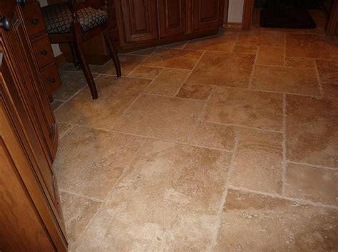 stone flooring for kitchen travertine   Flooring, wood