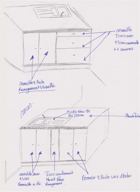 fabriquer un ilot central pour cuisine création d 39 un ilot de cuisine