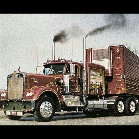 classic kenworth trucks 343 best images about big trucks on pinterest semi