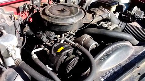 diagnosis   gmc  pickup   fuel injection