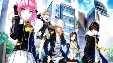 Anime Action School Comedy Top 50 Anime Action Magic School Romance Hd Youtube