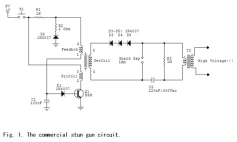 Weapon Wiring Diagram by Pin On Electronic