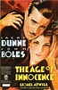 The Age of Innocence (1934 film) - Wikipedia