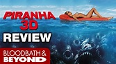 Piranha 3D (2010) - Movie Review - YouTube