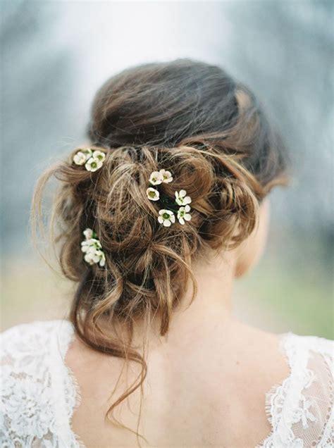 Wedding Inspiration Romantic wedding hair Wedding hair