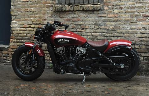 2018 Indian Scout Bobber Review €� Total Motorcycle