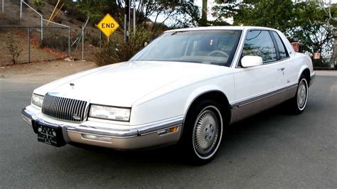 all car manuals free 1990 buick riviera instrument cluster 1990 buick riviera 1 owner 72 000 miles oldsmobile toronado coupe for sale youtube