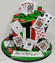 poker cake cake inspiration pastel de tortilla