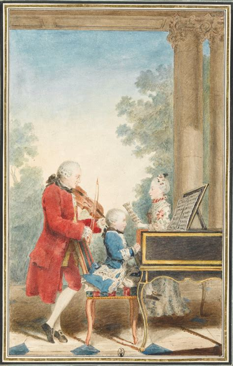 Mozart Young Prodigy