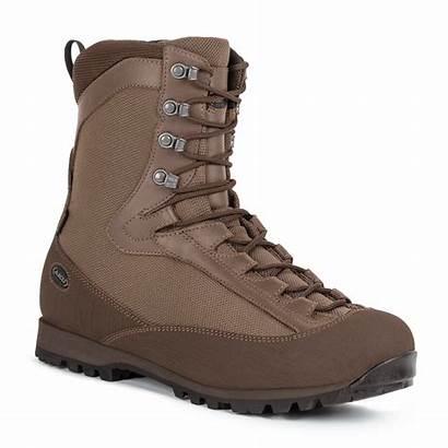 Combat Boots Pilgrim Hl Aku Brown Gtx
