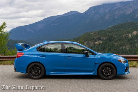 subaru sti 2016 2016 subaru wrx sti review the auto reporter