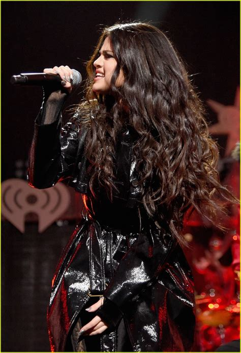 Selena Gomez Performs With Zedd for the First Time at Z100 ...