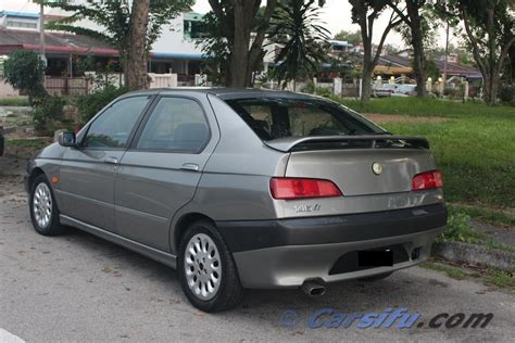 Alfa Romeo 146 2.0 Twin Spark Dohc For Sale In Penang By