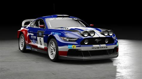 GT Sport – Ford Mustang Group B Rally Car | Game Preorders