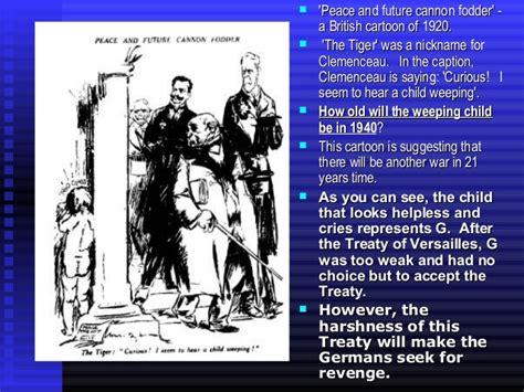 was the treaty of versailles too harsh