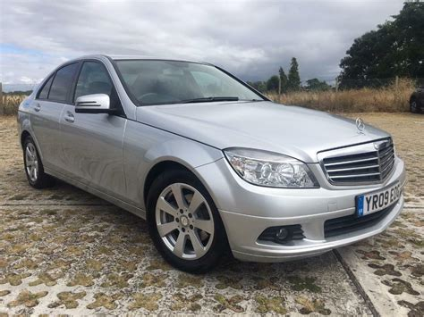 manual cars for sale 2009 mercedes benz c class parking system 2009 mercedes benz c class c200 cdi diesel manual in southend on sea essex gumtree