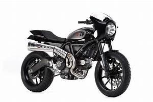 """""""Scrambler Café Racer"""" Ducati Scrambler by Mr. Martini ..."""
