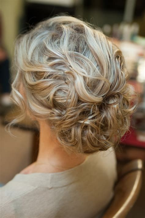 Dressy Updo Hairstyles by Curly Prom Hairstyles Stylecaster