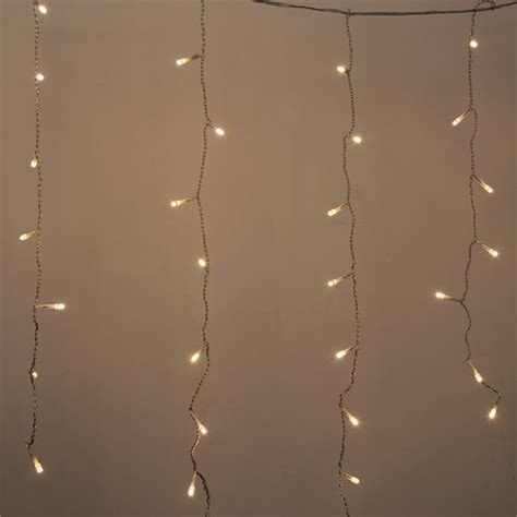 99 209led icicle curtain fairy light indoor outdoor window