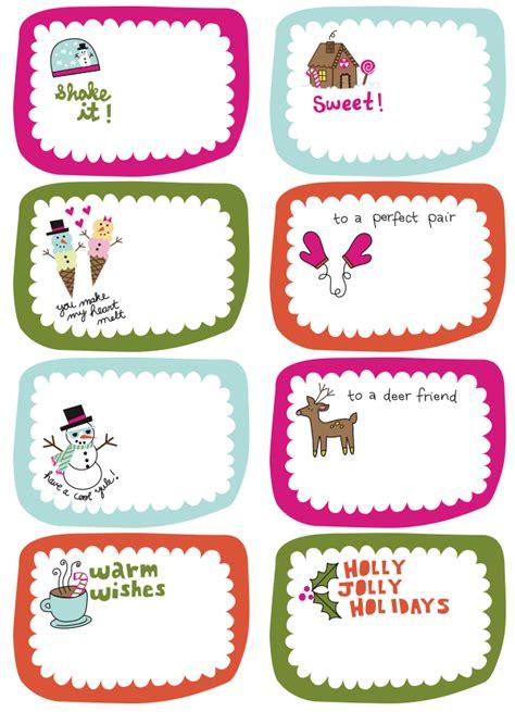 ultimate collection of free printable christmas gift tags