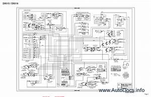 Doosan Electrical  U0026 Hydraulic Schematics Manual Pdf