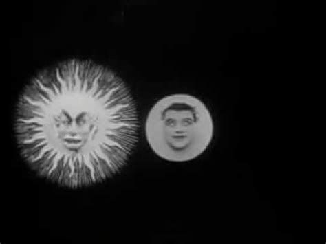 georges melies the eclipse the eclipse or the courtship of the sun and moon youtube